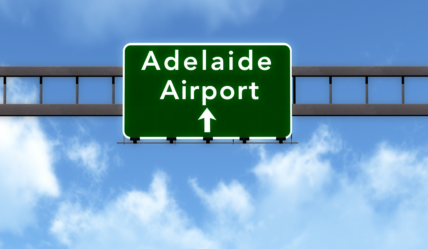 Adelaide airport car hire transfer